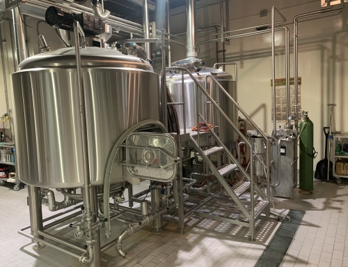 Brewer's Blog: New Brewery, New Beers!