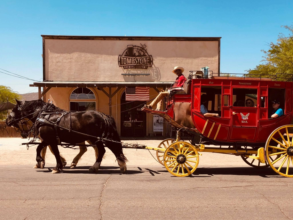 tombstone brewing in tombstone, az location