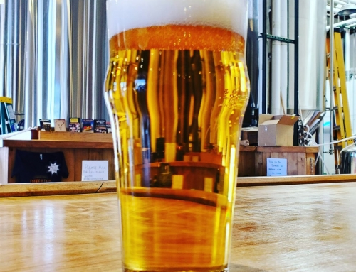 Brewer's Blog: The Return of A Tombstone Classic- English Premium Ale